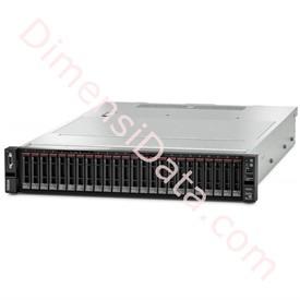 Jual Rack Server Lenovo ThinkSystem SR650 [Xeon Gold 6230, 16GB, 8x2.5in SAS/SATA] 7X06A0DASG